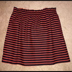 J. Crew sidewalk skirt size 10